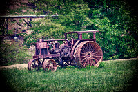 Old tractor, Canton, GA