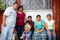Cinthia, David and the caregivers with Maria AndreeTo order prints, go to www.marypowellphotography.com/travel/guatemala