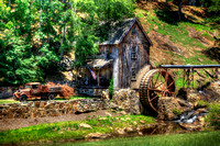 Old Mill, Canton, GA